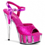 Scarpe Pleaser Delight 609-5G/HP/M